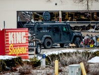 Police respond to active shooter at King Soopers supermarket in Boulder