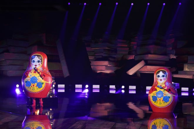 Russian Dolls give the judges chills when they're multiplyin'.