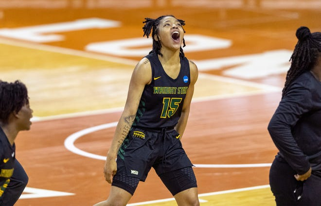 Wright State guard Angel Baker is just one uber-talented player from a mid-major in the women's NCAA Tournament.