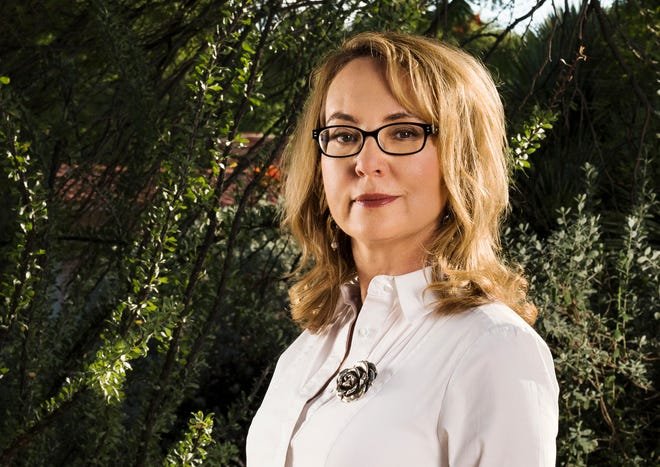 Former Rep. Gabrielle Giffords, co-founder of Giffords