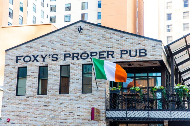 The owners of Cedar Door have opened Foxy's Proper Pub at Second and Brazos streets.