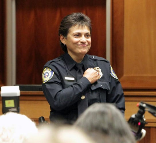 Former Pflugerville Police Chief Jessica Robledo announced her retirement last month. A survey of sworn personnel in the Pflugerville department said Robledo fostered a hostile work environment, driving out multiple officers.
