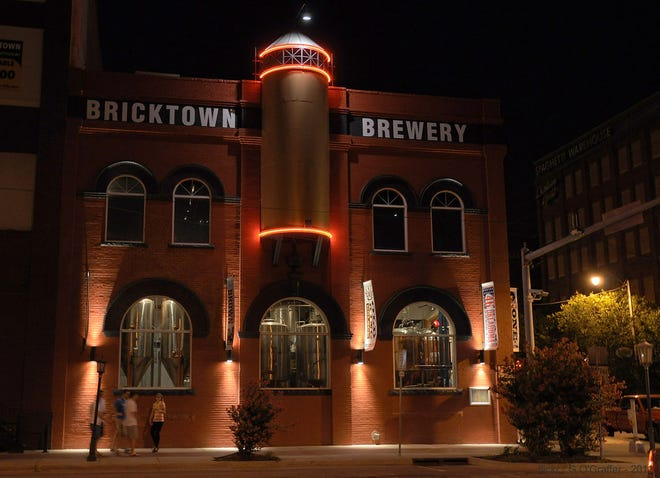 A Bricktown Brewery location in Oklahoma City. The restaurant chain is moving forward with plans for a Bartlesville location.