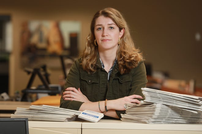 Columbus Dispatch and Report for America reporter Ceili Doyle reflects on how the coronavirus pandemic upended the transition to adulthood for so many young people like herself.