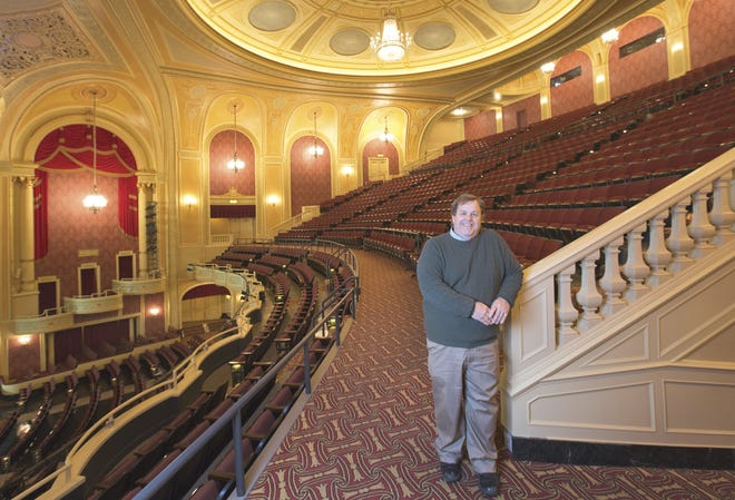 CAPA's Todd Bemis at the Palace Theatre