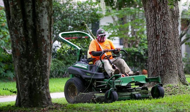If you employ a lawn service, make sure they properly wash their equipment between jobs or you might unwittingly be inviting pests into your yard.