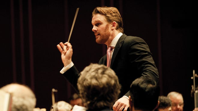 The Jacksonville Symphony plays one of Courtney Lewis' favorite pieces, Schumann's Second Symphony, April 9-10.