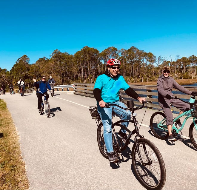 Pedal your way to fitness and fun with the Tour de Parks, hosted by the City of Atlantic Beach on March 27.