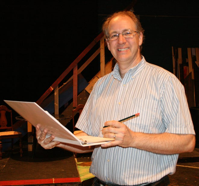 Webster Crocker, shown in this Herald Democrat file photo, will retire from Sherman Community Players' Theatricks program this summer after 32 years with the organization.