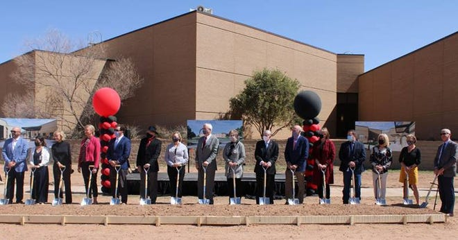 Texas Tech University Health Sciences Center (TTUHSC) announced a $30 million School of Health Professions Physician Assistant Program expansion at a groundbreaking event March 23 in Midland.