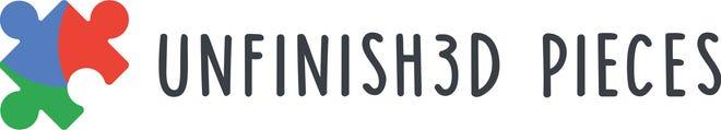 Unfinish3d Pieces logo