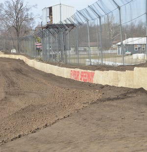 New dirt has been added to the Fairbury Speedway track for teh 2021 season.