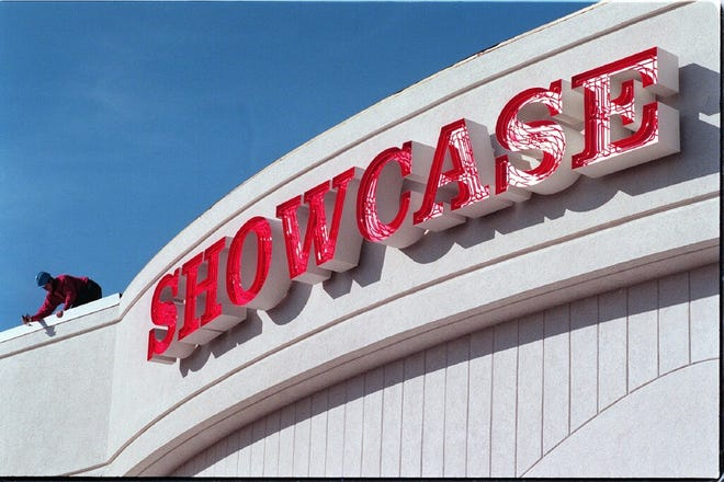 The Showcase Cinema on Quaker Lane, Warwick, is showing movies, according to its website, but the cinema at Warwick Mall is closing for good.
