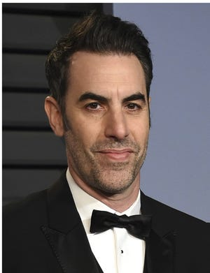 Oscar nominee Sacha Baron Cohen will speak Tuesday in day one of Brown University's Ivy Film Festival, which is marking its 20th year.