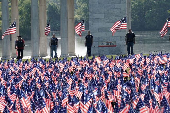 In 2016, Operation Stand Down Rhode Island launched the Boots on the Ground for Heroes Memorial which is a living memorial that honors the lives of those killed in service to our nation post 9/11 in the Global war on Terror. Operation Stand Down was among the groups that received COVID-19 Response Fund grants from the Rhode Island Foundation.