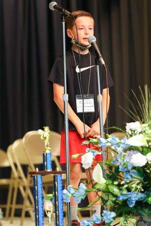 London Cornwell won the 2021 Star Spelling Bee on Wednesday.