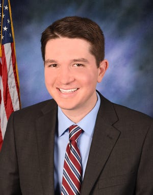 Sen. Steve McClure, R-Springfield, represents Illinois' 50th District.