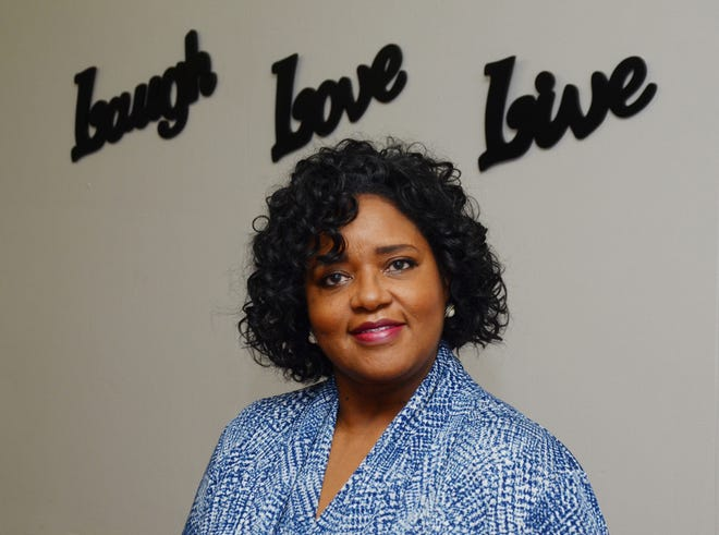 In her work with the Abundant Life Miracle Center and the nonprofit Abundant Life Community Services, New Bern native Hazel Royal has spent 30 years advocating for the community's underserved residents. [TODD WETHERINGTON / SUN JOURNAL STAFF]