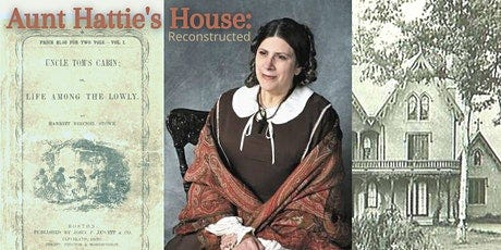"""A virtual celebration of Women's History Month will continue with the free virtual presentation of """"Aunt Hattie's House: Reconstructed,"""" the second of two one-woman plays about Victorian women, at 2 p.m. March 27."""