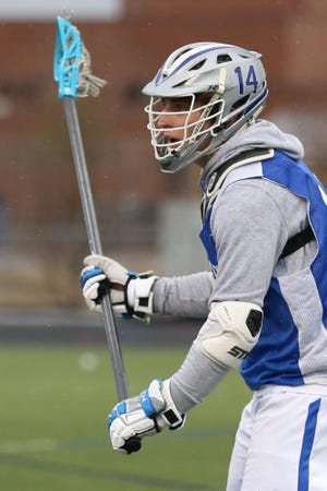 Junior defender Elliot Goldman and the Bexley boys lacrosse team won their first two games, defeating New Concord John Glenn 10-5 on March 20 and Hilliard Darby 6-5 on March 23. The Lions visit Jonathan Alder on April 1.
