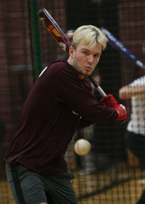 Canal Winchester's Jake Francis is the only senior and one of three players with varsity experience for the baseball team.