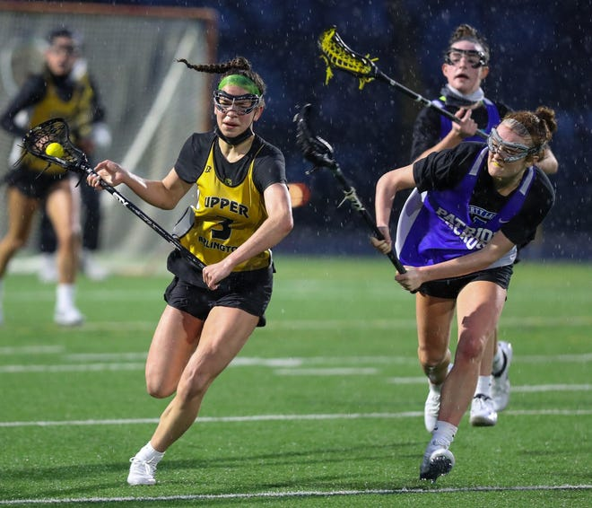 Senior midfielder Annie Hargraves, an Ohio State recruit, is one of the top returnees for Upper Arlington after scoring 39 goals in 2019. The Golden Bears will be seeking their sixth consecutive Division I state championship.