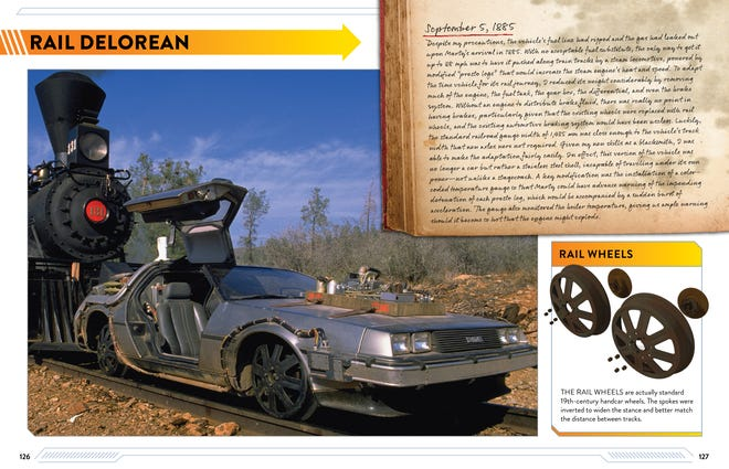"An excerpt from ""Back to the Future: DeLorean Time Machine: Doc Brown's Owners' Workshop Manual"" by Bob Gale  and Joe Walser, which will be released by Insight Editions on March 30."