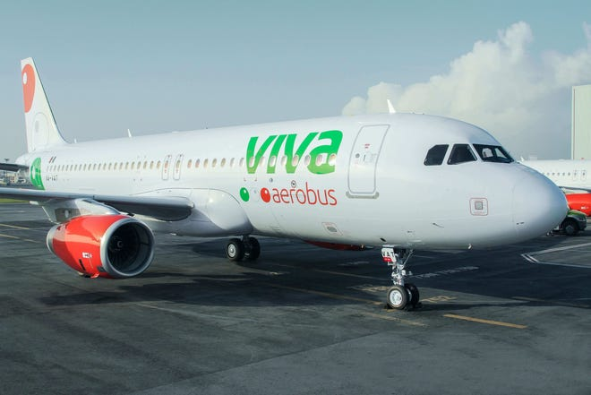 Viva Aerobus will offer seasonal nonstop service to Los Cabos, Mexico from CVG beginning in May