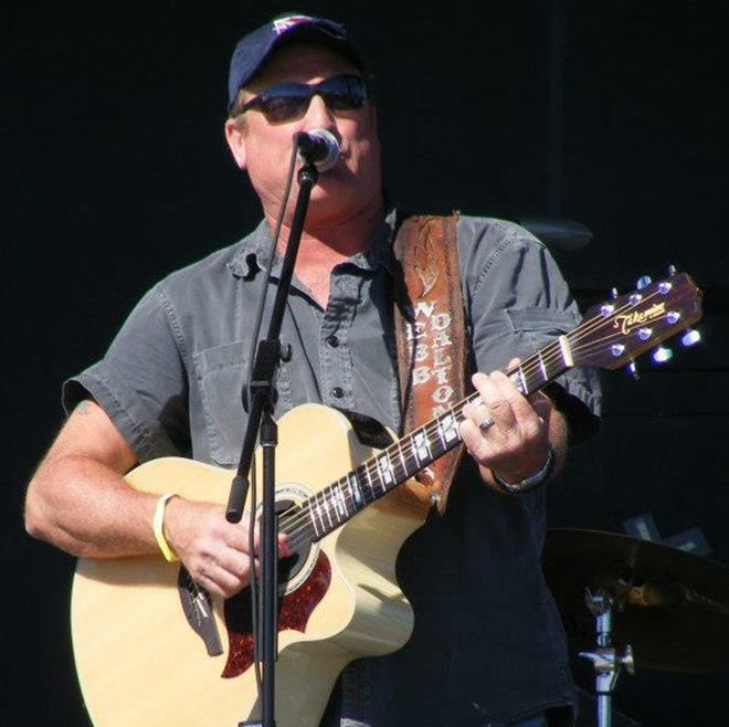 Webb Dalton is the featured artist for Thursday's MAMA Fam Jam at Commerce BeerWorks in downtown Montgomery.