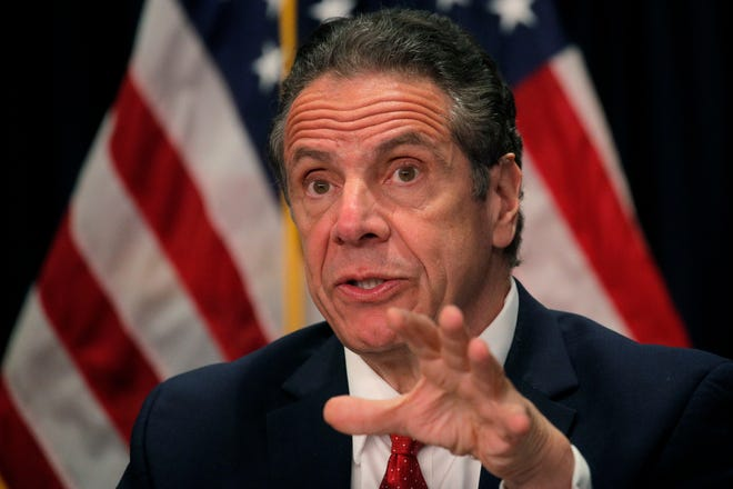 New York Gov. Andrew Cuomo has come under fire for after multiple accusations of sexual harassment.