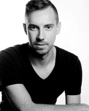Joshua Peugh, founder of Dark Circles Contemporary Dance.