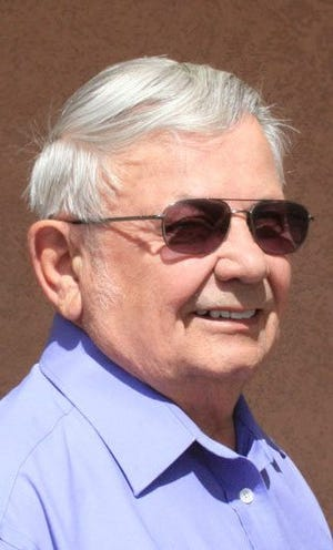 89-year-old Las Cruces author George Pintar has made creative use of his time in quarantine by self-publishing five short stories about the Southwest.