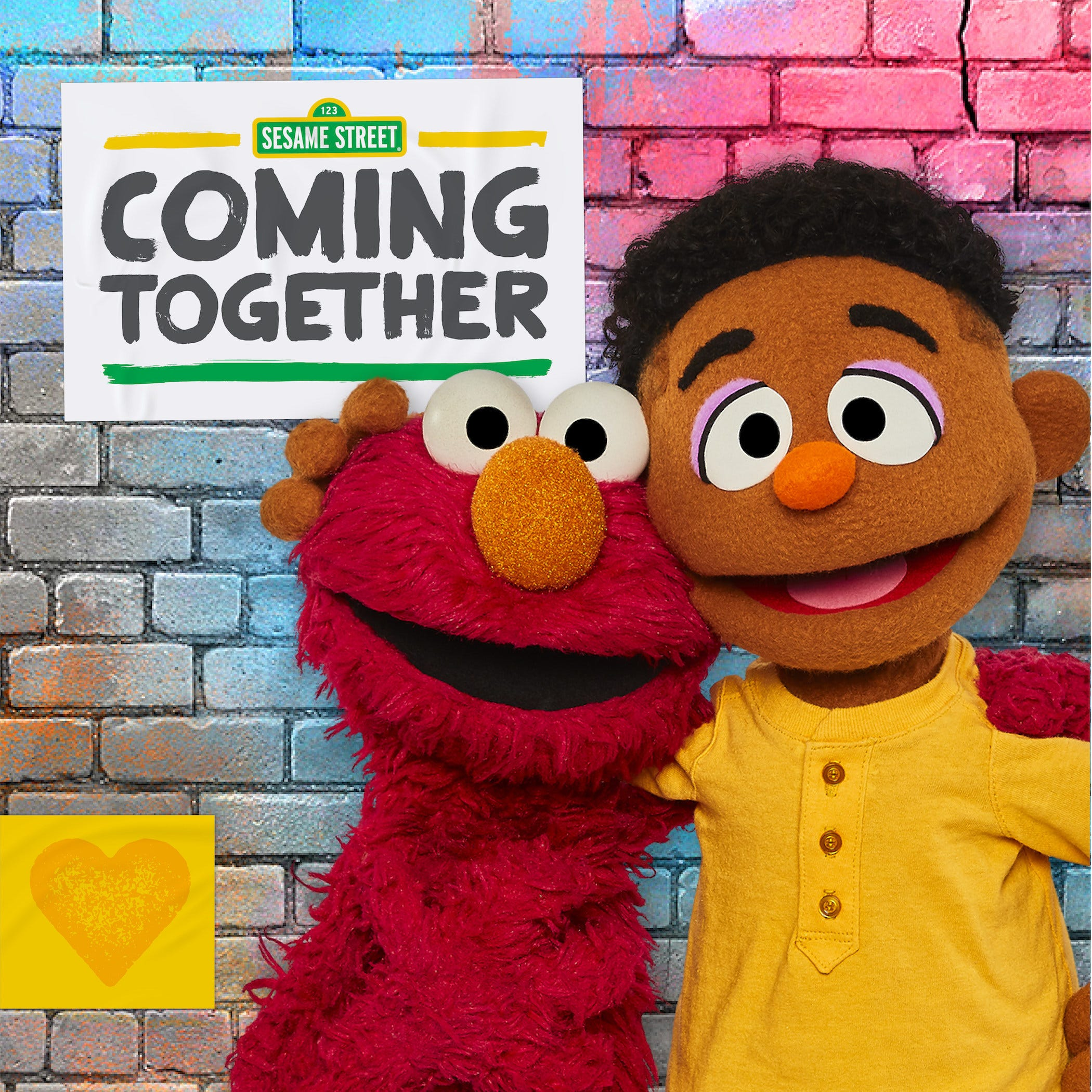 Sesame Street' introduces two Black muppets to discuss race