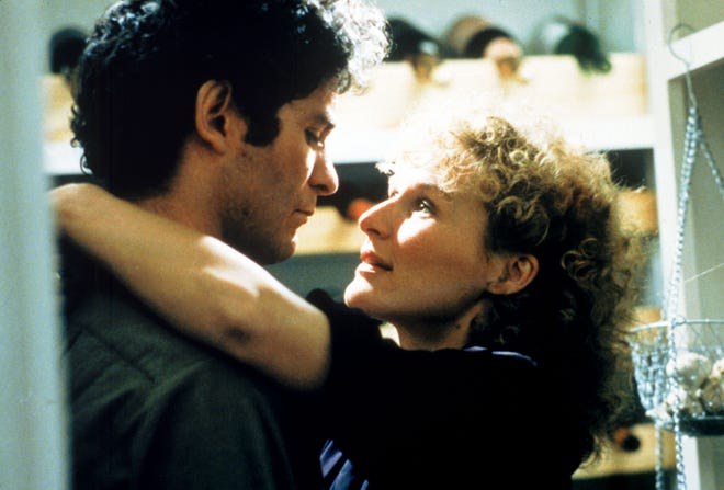 """Kevin Kline, left, and Glenn Close play husband and wife in comedy-drama """"The Big Chill."""""""