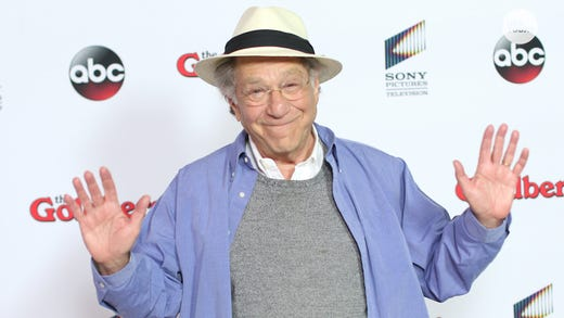 """George Segal, a longtime leading man in movies like &quot;Where's Poppa,&quot; &quot;The Hot Rock&quot; and &quot;Blume in Love&quot;&nbsp;who can be still currently be seen as the lovable grandfather on ABC's&nbsp;<a href=""""https://www.usatoday.com/story/life/tv/2018/05/07/goldbergs-snags-rick-moranis-reprise-spaceballs-dark-helmet/578401002/"""" rel=""""noopener"""" target=""""_blank"""">&quot;The Goldbergs,&quot;</a>&nbsp;died March 23. He was 87."""