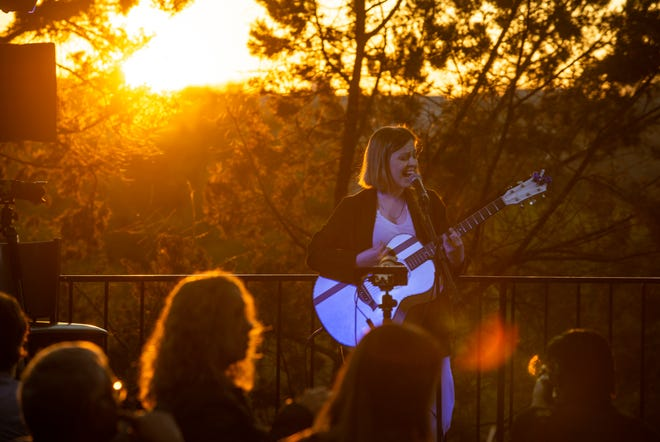 Jade Bird performed for a small audience at a Sun Radio Foundation pop-up fundraiser last month. The English singer-songwriter recently moved to Austin and is playing Saturday on the Long Center Lawn as part of the venue's Long Live Music series.