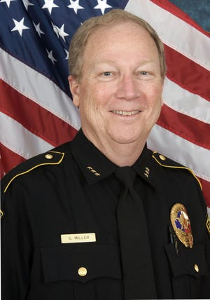 Bee Cave Police Chief Gary Miller