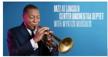 TheBucks County Playhousewill hostthe legendary jazz artistWynton Marsalis with the Jazz at Lincoln Center Septet for three benefit concert performances3 p.m. April 17; and 2 p.m. and 7:30 p.m. April 18.