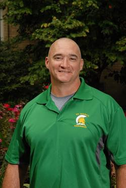 Saint Mark's High School congratulated Rob Maegerle on being named the 2021 DIAA Girls Swimming Coach of the Year.