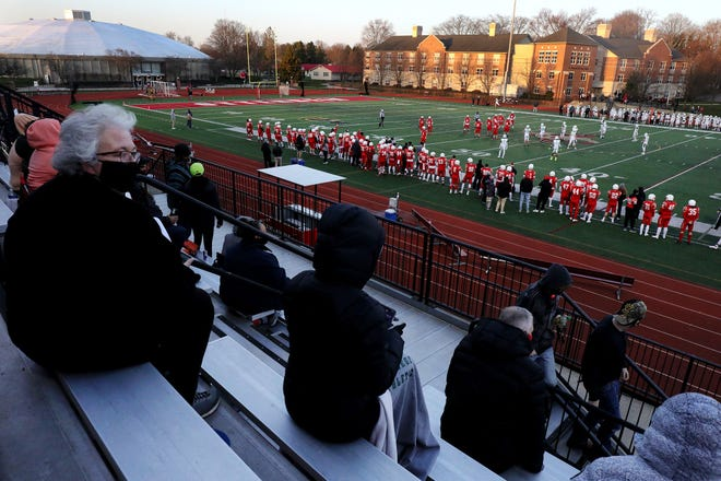With temperatures in the low 40s, it felt like football weather when Otterbein opened its home football season last Friday with a 17-10 loss to Wilmington.