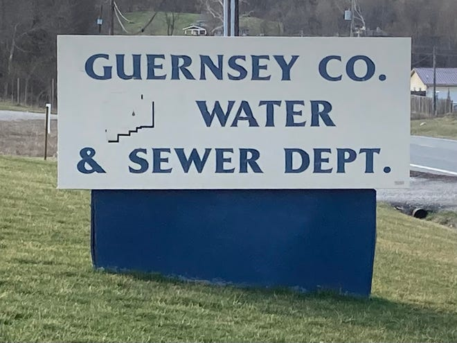 Guernsey County Water & Sewer Superintendent Jeff Alfman, Engineer Paul Sherry and county commissioners recently established a list of projects to be submitted to the Ohio Department of Development for possible funding under Ohio House Bill 168 that created a $250 million pool for water and sewer projects in the state.