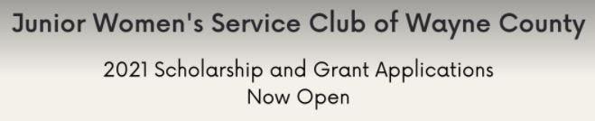 Junior Women's Service Club of Wayne County