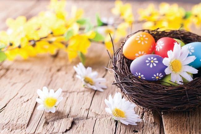 This weekend features a variety of Easter-themed events and activities for the whole family, as well as live music and the grand opening of a new Lewisburg boutique.