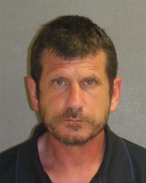 Sean Hanlon went around throwing cigarettes into piles of trash setting fires that got out of control, Daytona Beach police said.