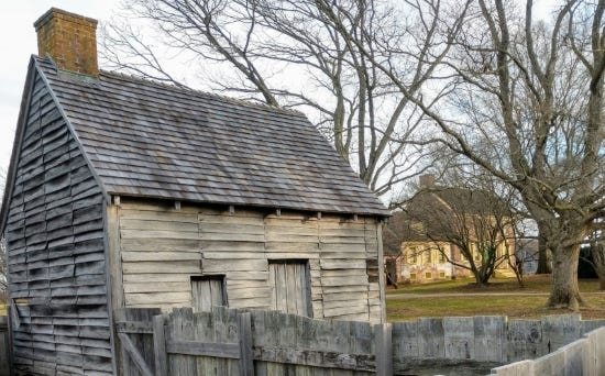 Archaeological research has led to the identification of a burial ground at the John Dickinson Plantation in Dover.