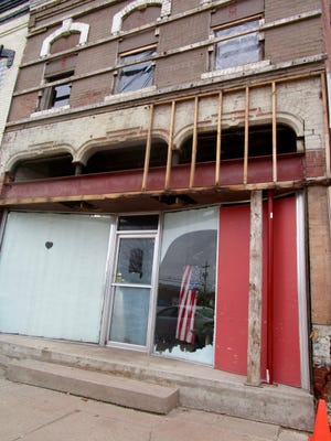 127 N. State Street, under current renovations