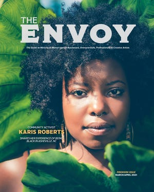 The Envoy is a new magazine for minorities and women leaders in business, nonprofits and the creative arts.