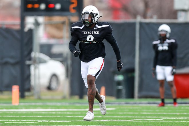Texas Tech safety Marquis Waters started 35 games and averaged 71 tackles a season the past three years at Duke. The Red Raiders are counting on the graduate transfer to make an immediate impact.