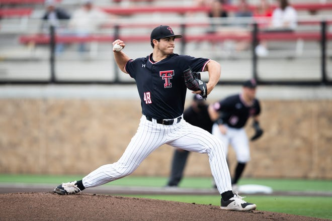 Texas Tech pitcher Brandon Birdsell will miss extended time with a rotator-cuff injury in his throwing shoulder, Tech coach Tim Tadlock confirmed Tuesday. Birdsell is 4-1 with a 3.06 earned-run average.
