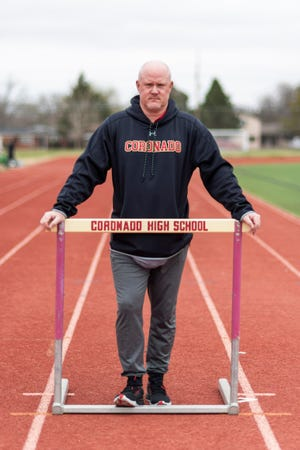 After having his first year as Coronado's girls track and field coach shortened due to the COVID-19 pandemic, Chris Beene is hoping to develop his young talent this season during the Lubbock ISD Invitational on Friday and Saturday.